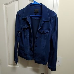 NWOT Women's Liverpool Kolton Denim Jacket